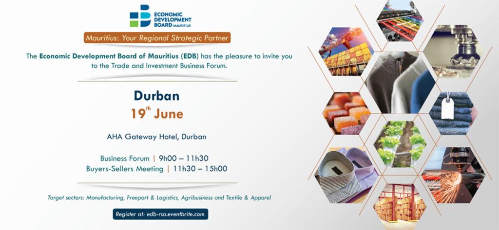 Durban-Invitation-EDB-Mauritius-19-June-2018